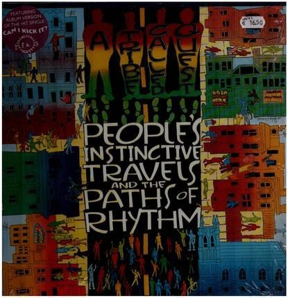 #<Artist:0x000000000843dd90> - People's Instinctive Travels and the Paths of Rhythm