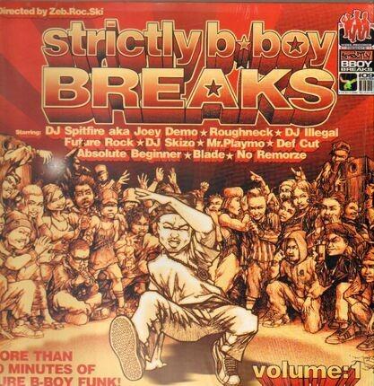#<Artist:0x00007f91d770b000> - Strictly b boy BREAKS Volume 1