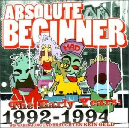 #<Artist:0x0000000008745a10> - The Early Years 1992-1994