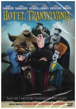 #<Artist:0x00007f3160396550> - Hotel Transylvania