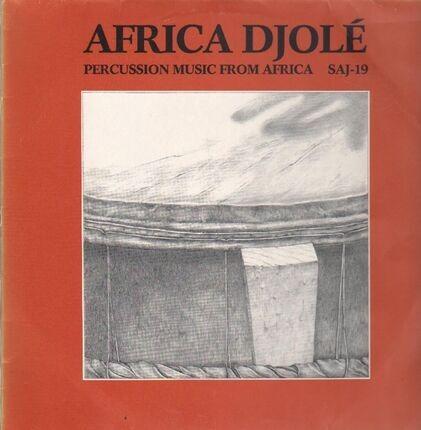 #<Artist:0x00007fb4e3fa56c8> - Percussion Music From Africa