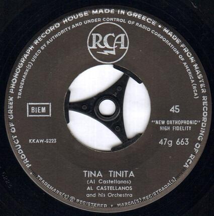#<Artist:0x00000000091d9d78> - Mish Mash / Tina Tinita