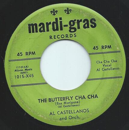 #<Artist:0x00007fb6e75e7c98> - The Butterfly Cha Cha