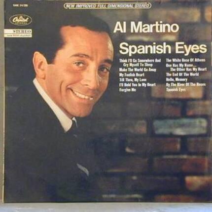 #<Artist:0x00007f6517699168> - Spanish Eyes