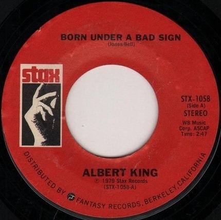 #<Artist:0x00007f3a1888d138> - Born Under a Bad Sign