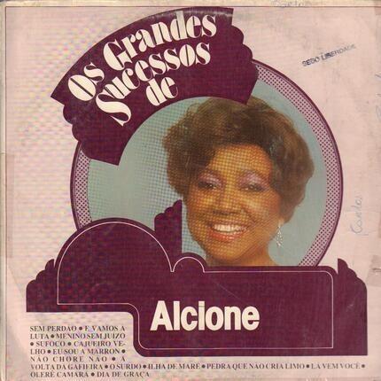 #<Artist:0x0000000007d26368> - Os Grandes Sucessos De Alcione