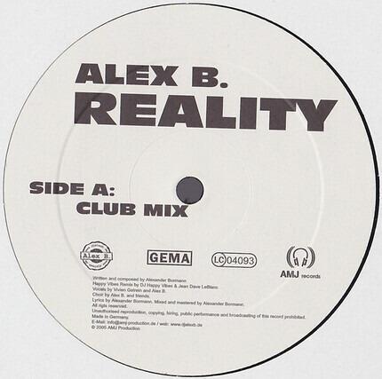 #<Artist:0x00007fcee3dd3650> - Reality