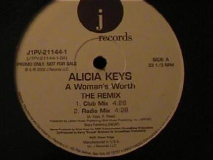#<Artist:0x00007f4104a9c1c0> - A Woman's Worth (The Remix)