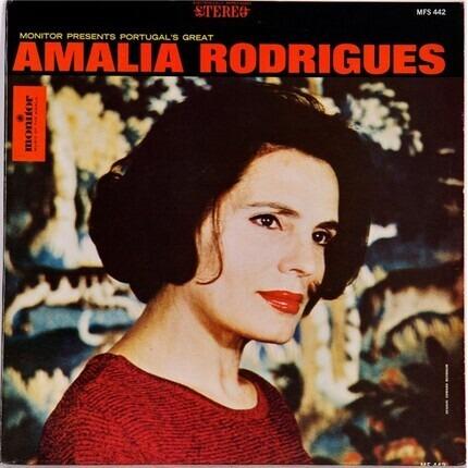 #<Artist:0x00007f8ce3fba230> - Portugal's Great Amalia Rodrigues