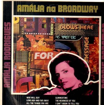 #<Artist:0x00007f133de7a098> - Amália Na Broadway