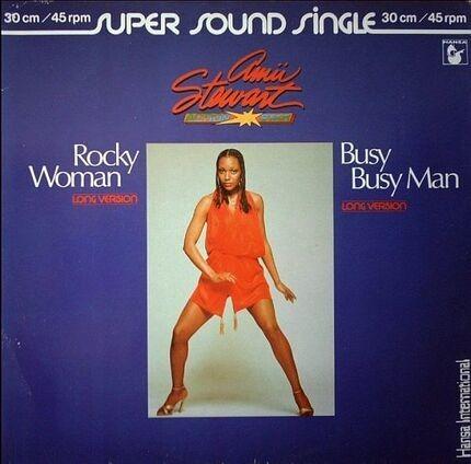 #<Artist:0x00007fcee169d608> - Rocky Woman / Busy Busy Man