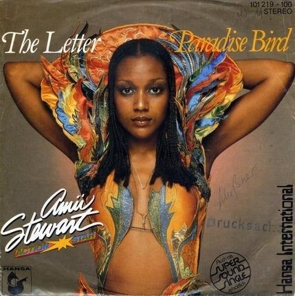#<Artist:0x00007fce313d46e8> - The Letter / Paradise Bird