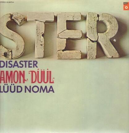 #<Artist:0x00007f27509cb818> - Disaster / Lüüd Noma