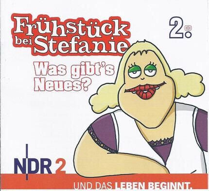 #<Artist:0x00007f7b29350f88> - Frühstück Bei Stefanie 2 - Was Gibt's Neues?