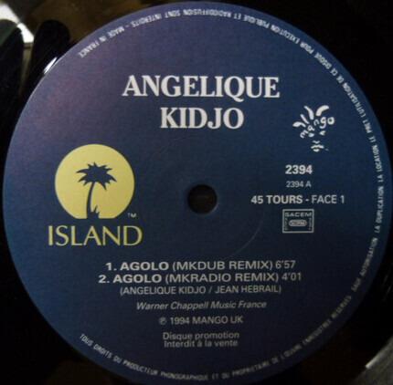 #<Artist:0x00007fcee360b8f0> - Agolo (Remix)