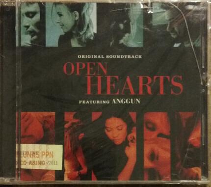 #<Artist:0x00007f97e4347cd0> - Open Hearts (Original Soundtrack)