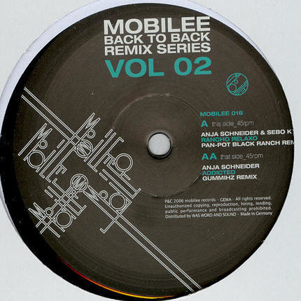 #<Artist:0x00007fb2b98f1d08> - Mobilee Back To Back Remix Series Vol 02