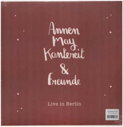 #<Artist:0x00007f91c1ce86a0> - Annenmaykantereit & Freunde (live In Berlin)+cd