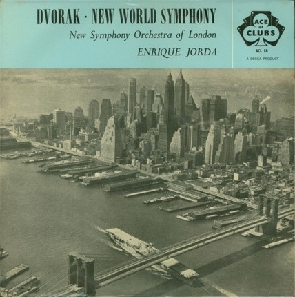 #<Artist:0x00007f43d89f8ad0> - Symphony No. 9 'From The New World'