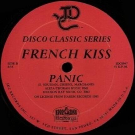 #<Artist:0x00007fcec04859b8> - Love & Desire / Panic