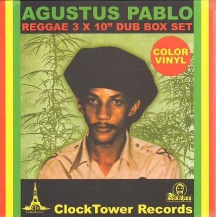 #<Artist:0x00007f163923f040> - Reggae Dub Box Set