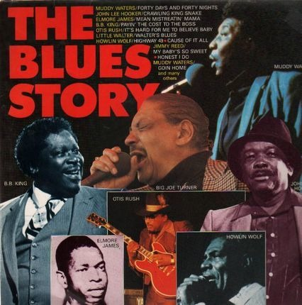 #<Artist:0x0000000006ef0578> - The Blues Story