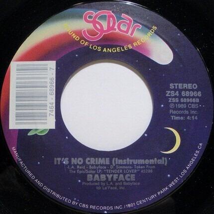 #<Artist:0x00007fce08e964d8> - It's No Crime
