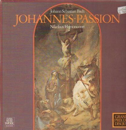 #<Artist:0x00007fcee35a6fe0> - Johannes-Passion