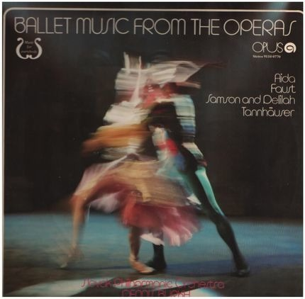 #<Artist:0x00007f60e3abbc60> - Ballet Music From The Operas