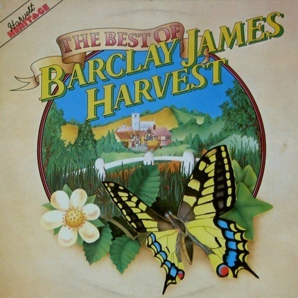 #<Artist:0x00007f07da4f35d8> - The Best Of Barclay James Harvest