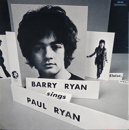#<Artist:0x00007f410c9ae760> - Barry Ryan Sings Paul Ryan