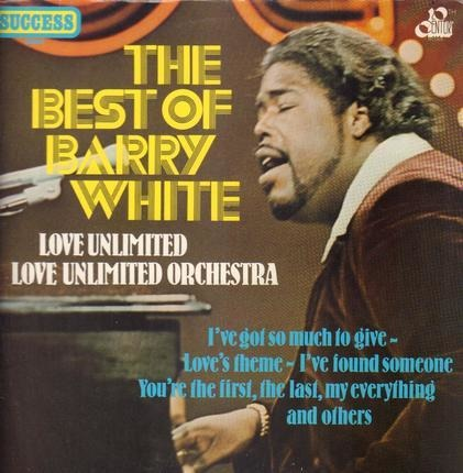 #<Artist:0x00000000089f6a70> - Best Of Barry White, Love Unlimited / Love Unlimited Orchestra