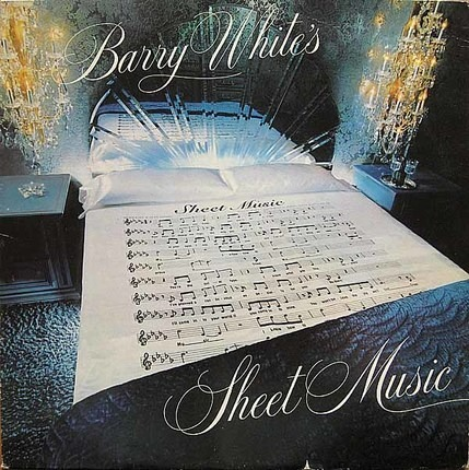 #<Artist:0x00007f780e4e3008> - Barry White's Sheet Music