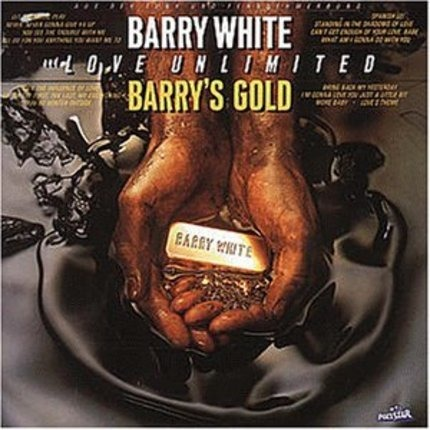 #<Artist:0x00007f10084c1980> - Barry's Gold