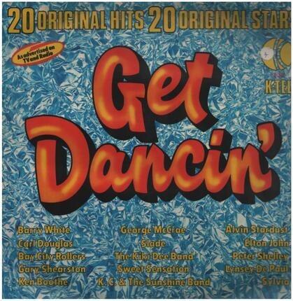#<Artist:0x0000000007653720> - Get Dancin'