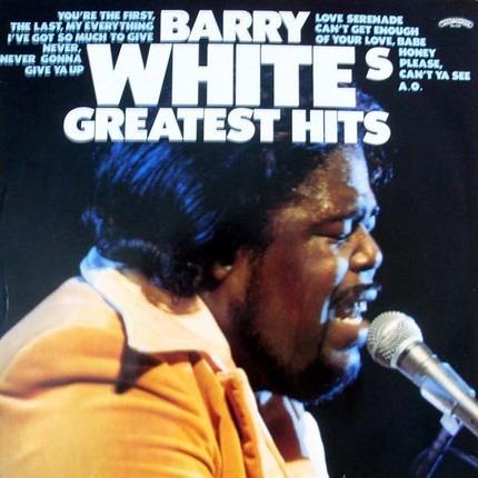 #<Artist:0x00007fcec2e70688> - Barry White's Greatest Hits