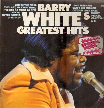 #<Artist:0x00007f1cb8006488> - Barry White's Greatest Hits