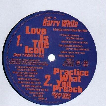 #<Artist:0x00007f0f192b0410> - Practice What You Preach (The R&B Mixes)