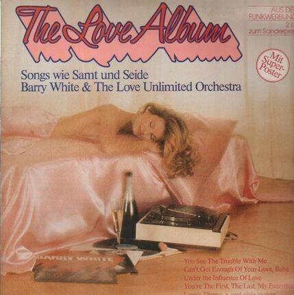 #<Artist:0x00007fb82d73e3e8> - The Love Album