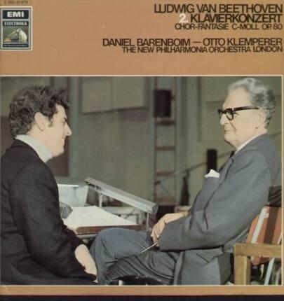 #<Artist:0x00007f410565c9b0> - Klavierkonzert Nr.2 B-dur;Chorfantasie C-moll Op.80