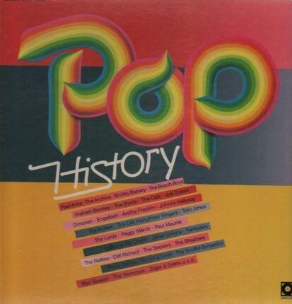 #<Artist:0x00007f6fa5c02738> - Pop History
