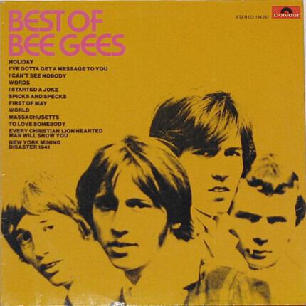 #<Artist:0x00007f4a85d130b8> - Best Of Bee Gees