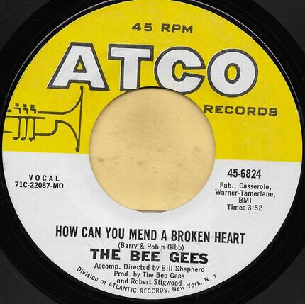 #<Artist:0x00007fceb849ba90> - How Can You Mend A Broken Heart