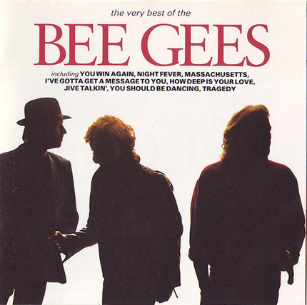 #<Artist:0x00007f410de537b0> - The Very Best of The Bee Gees