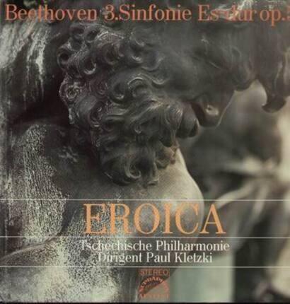 #<Artist:0x00000000076da680> - 3.Sinfonie Es-dur - Eroica,, Tschechische Philh, Paul Kletzki