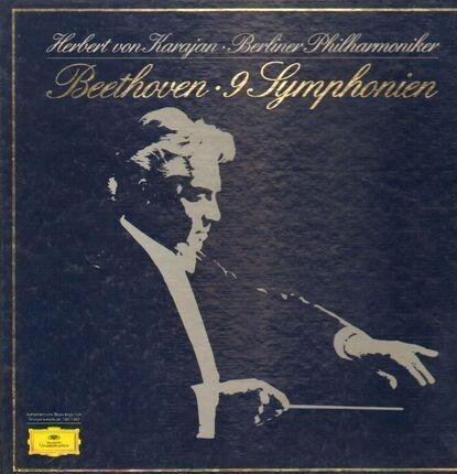 #<Artist:0x00007f410cde0748> - 9 Symphonien,, Karajan, Berliner Philharmoniker