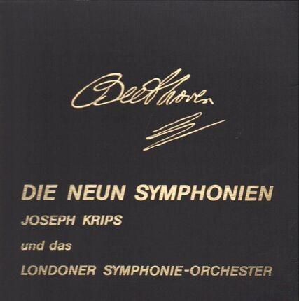 #<Artist:0x00007f412eafde00> - Die Neun Symphonien; Joseph Krips