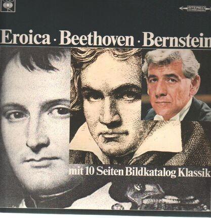 #<Artist:0x00007f4a80035c88> - Eroica, Bernstein