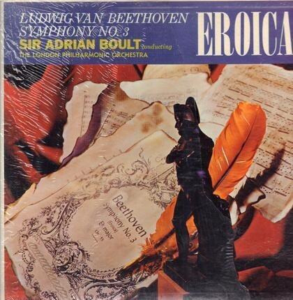 #<Artist:0x00007f91c167b9e8> - Eroicha III Symphonie