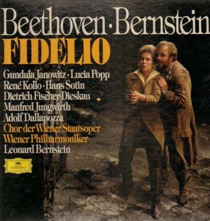 #<Artist:0x00007f7e1ea6ff38> - Fidelio,, Bernstein, Wiener Philh, Chor der Wiener Staatsoper